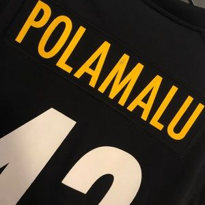 NFL Shirts - Authentic Polamalu Jersey!